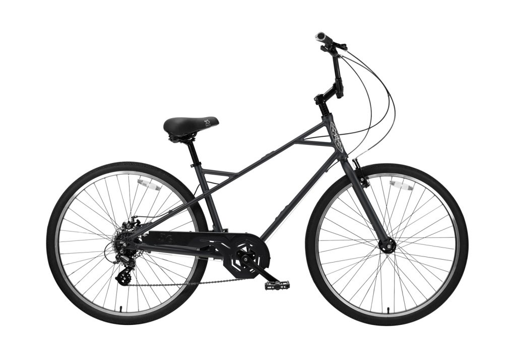 Mens Small Broadway 8 Speed City Commuter Bicycle