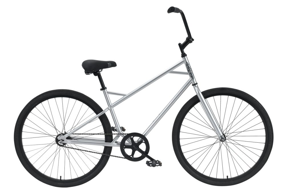 Mens Small Chicago 1 Speed City Comfort Bicycle