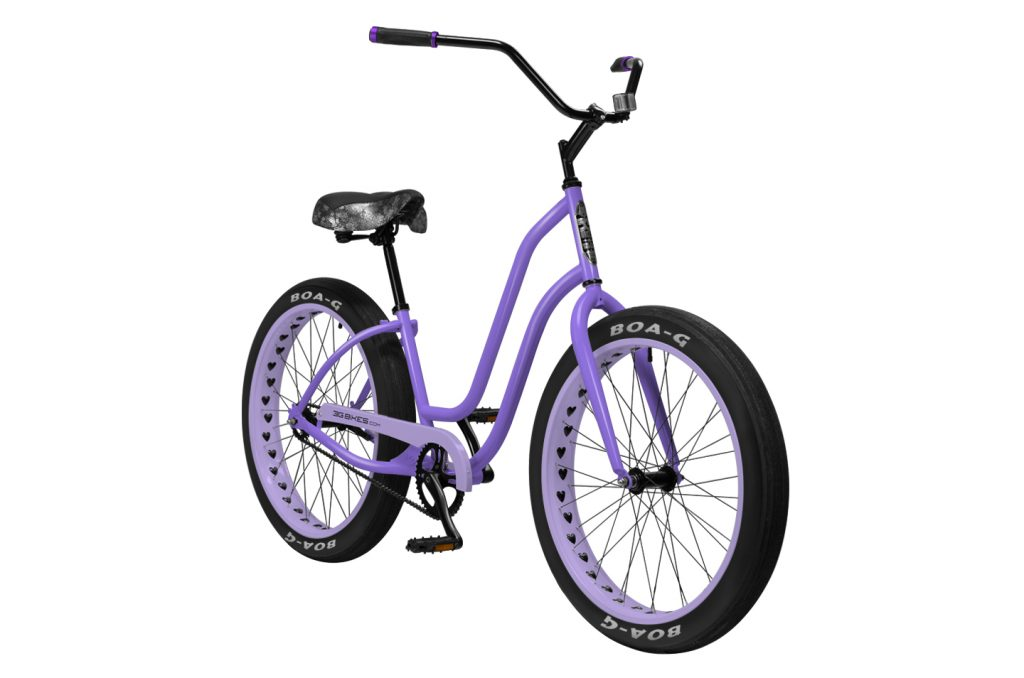 Ladies Imperial BBW - Steel Frame - 1 Speed Cruiser