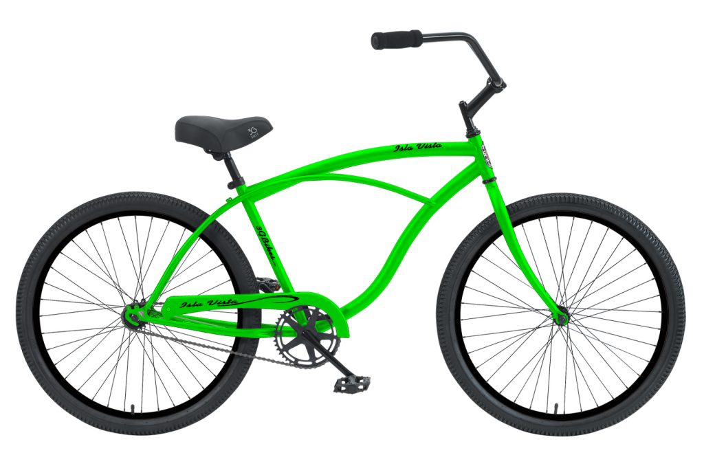 Ladies G Bonita - Steel Frame - 7 Speed City Bike