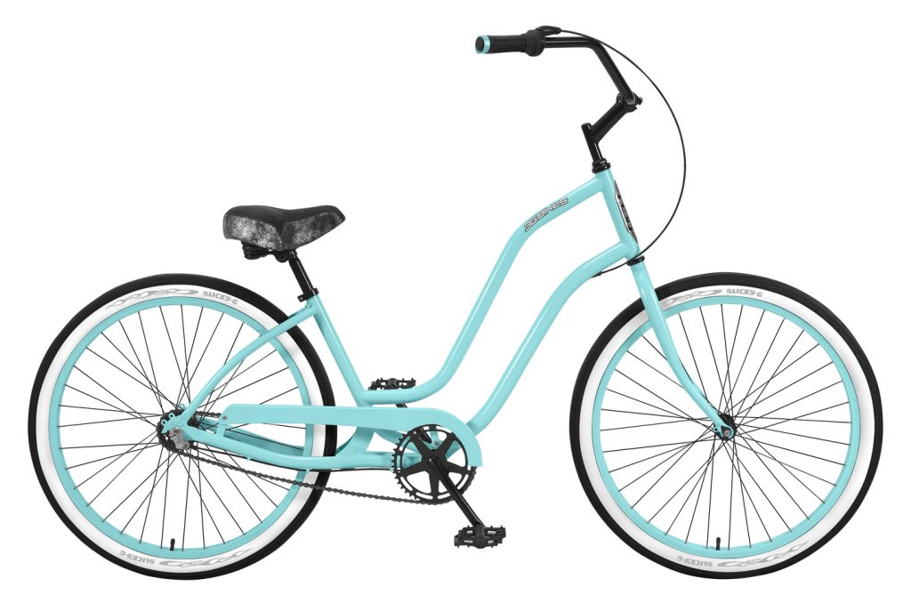 Ladies Venice - Steel Frame - 3 Speed Cruiser