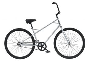 Mens Large Chicago 7 Speed City Comfort Bicycle