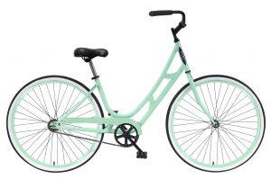 Ladies G'Bonita - Steel Frame - 1 Speed City Bike