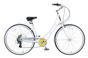 Ladies G Linda - Alloy Frame - 1 Speed City Bike