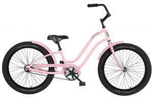 Girls 24 Inch Roxie 1 Speed Beach Cruiser Bicycle